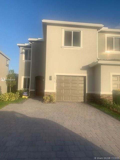 1875 SE 8 Place, Homestead, FL 33034 (MLS #A10962540) :: BHHS EWM Realty
