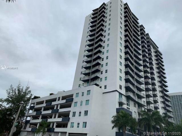 275 NE 18th St #1210, Miami, FL 33132 (MLS #A10962913) :: Green Realty Properties