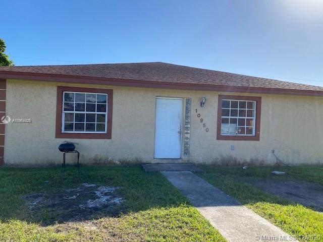 10950 SW 219th St, Miami, FL 33170 (MLS #A10964426) :: Carole Smith Real Estate Team