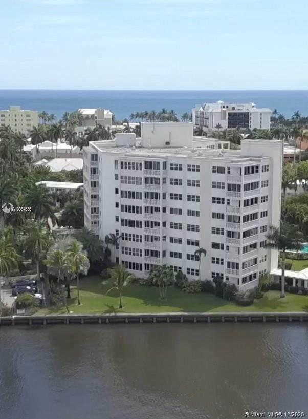 1000 Lowry St 2E, Delray Beach, FL 33483 (MLS #A10964535) :: Green Realty Properties