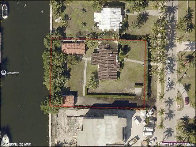 416 Golden Beach Dr, Golden Beach, FL 33160 (MLS #A10965051) :: ONE Sotheby's International Realty