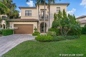 17818 Lake Azure Way, Boca Raton, FL 33496 (MLS #A10966923) :: Albert Garcia Team