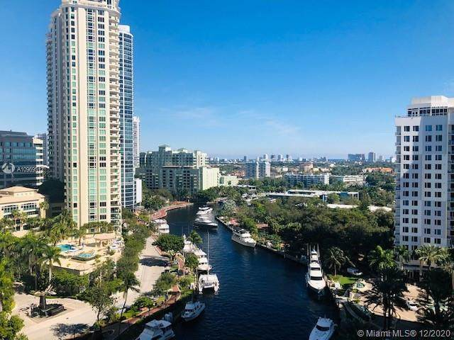 511 SE 5th Ave #1417, Fort Lauderdale, FL 33301 (MLS #A10969512) :: Green Realty Properties