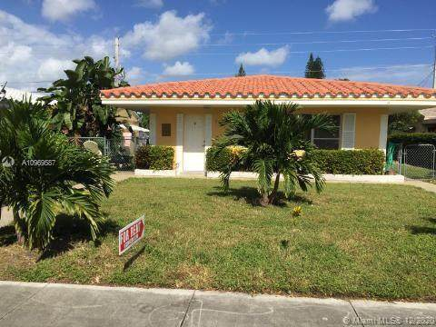 1945 NE 171st St, North Miami Beach, FL 33162 (MLS #A10969587) :: Laurie Finkelstein Reader Team