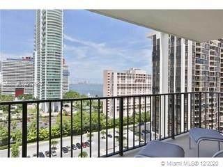 1901 Brickell Ave B1409, Miami, FL 33129 (MLS #A10970962) :: Prestige Realty Group