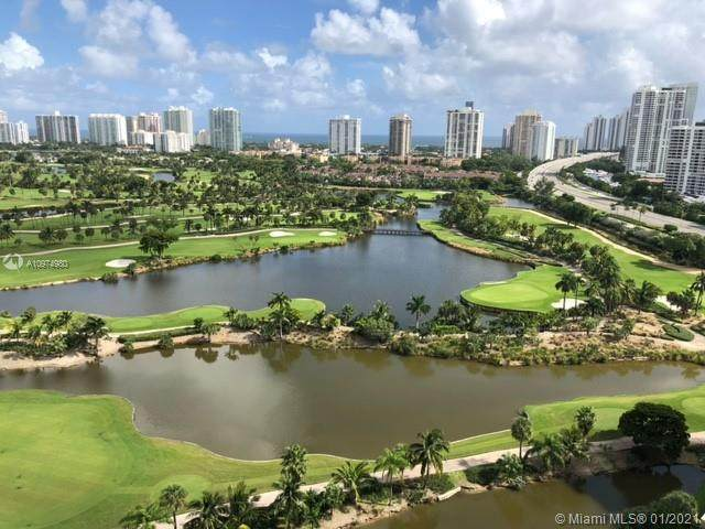 19501 W Country Club Dr #2001, Aventura, FL 33180 (MLS #A10974980) :: Albert Garcia Team