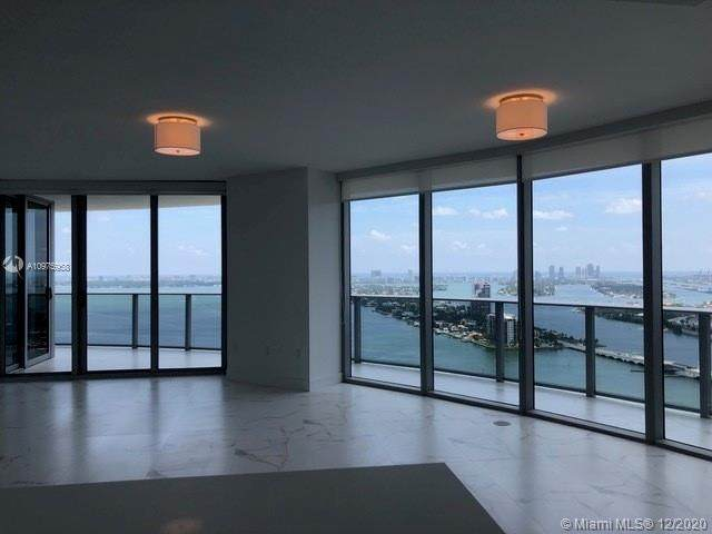 488 NE 18 #3412, Miami, FL 33132 (MLS #A10975958) :: Compass FL LLC