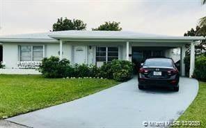 7105 NW 72nd Ave, Tamarac, FL 33321 (MLS #A10976428) :: Carole Smith Real Estate Team