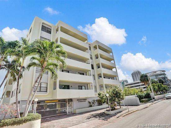 6725 Harding Ave #204, Miami Beach, FL 33141 (MLS #A10978210) :: The Teri Arbogast Team at Keller Williams Partners SW