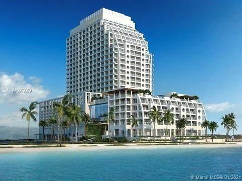 551 N Fort Lauderdale Blvd H1016, Fort Lauderdale, FL 33304 (MLS #A10979079) :: Patty Accorto Team