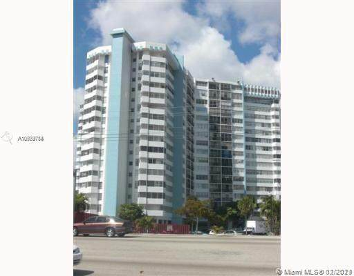 1301 NE Miami Gardens Dr 326W, Miami, FL 33179 (MLS #A10979714) :: Green Realty Properties