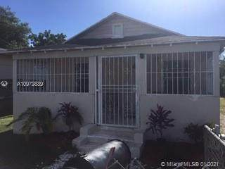 1844 NW 67th St, Miami, FL 33147 (MLS #A10979889) :: Prestige Realty Group