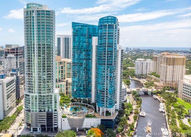 333 Las Olas Way #3005, Fort Lauderdale, FL 33301 (MLS #A10979949) :: The Teri Arbogast Team at Keller Williams Partners SW