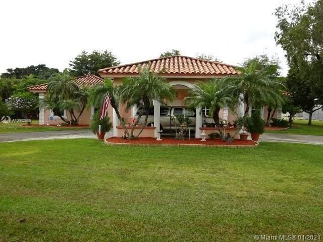 17790 SW 256th St, Homestead, FL 33031 (MLS #A10982569) :: Laurie Finkelstein Reader Team