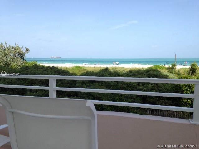 345 Ocean Dr #1019, Miami Beach, FL 33139 (MLS #A10983188) :: KBiscayne Realty