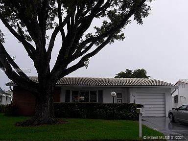 8970 NW 14th St, Plantation, FL 33322 (MLS #A10983652) :: Search Broward Real Estate Team