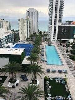 4010 S Ocean Dr R1107, Hollywood, FL 33019 (MLS #A10983826) :: The Teri Arbogast Team at Keller Williams Partners SW