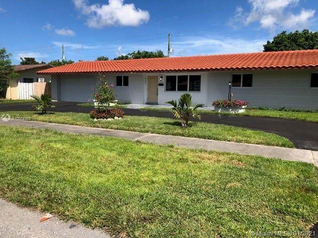 431 N Rainbow Dr, Hollywood, FL 33021 (MLS #A10984363) :: Search Broward Real Estate Team