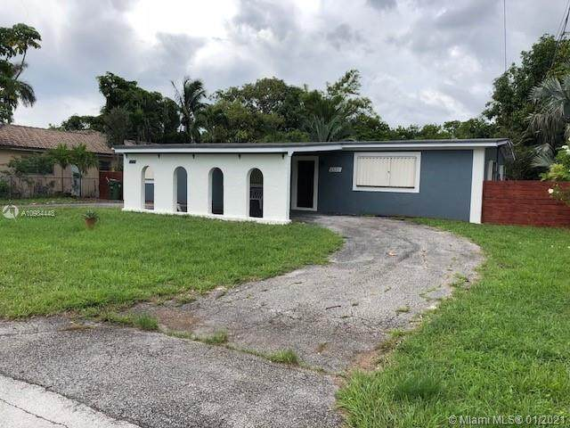 2525 NW 9th Ter, Wilton Manors, FL 33311 (MLS #A10984448) :: Castelli Real Estate Services