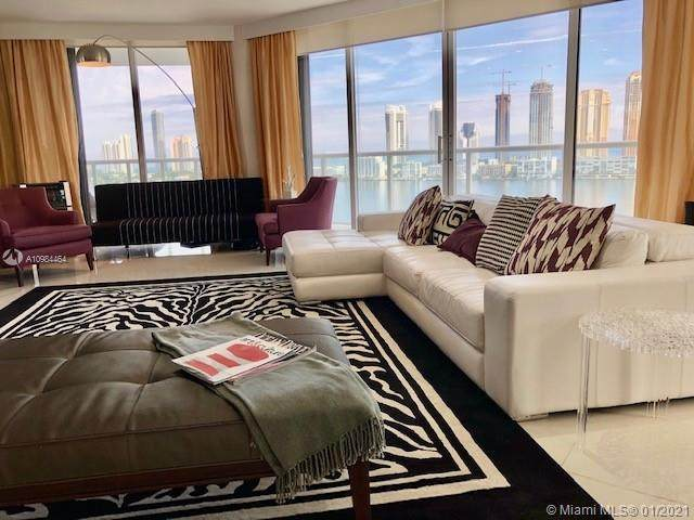 4000 Island Blvd #1707, Aventura, FL 33160 (MLS #A10984464) :: Search Broward Real Estate Team