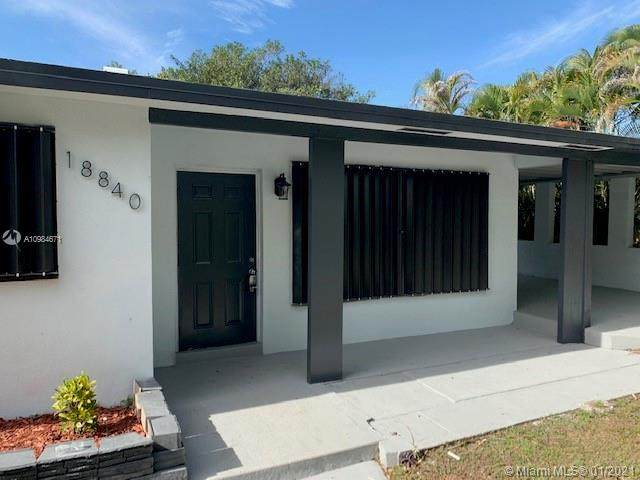 18840 NW 14th Ct, Miami Gardens, FL 33169 (MLS #A10984671) :: THE BANNON GROUP at RE/MAX CONSULTANTS REALTY I