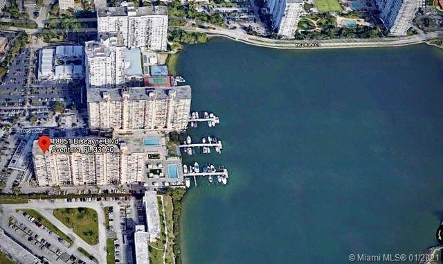 18051 Biscayne Blvd #902, Aventura, FL 33160 (MLS #A10987329) :: United Realty Group