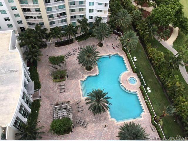 1755 E Hallandale Beach Blvd 1701E, Hallandale Beach, FL 33009 (MLS #A10987766) :: Castelli Real Estate Services