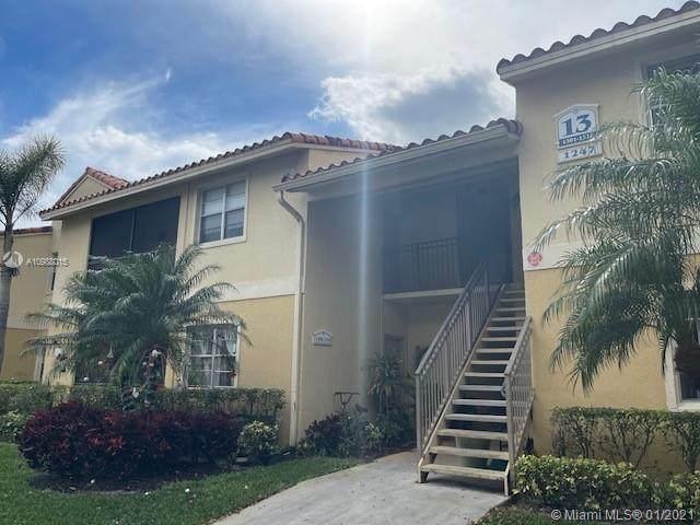 1247 SW 46TH AV #1303, Pompano Beach, FL 33069 (MLS #A10988015) :: Search Broward Real Estate Team