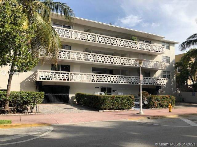 1725 James Ave #16, Miami Beach, FL 33139 (MLS #A10989546) :: Berkshire Hathaway HomeServices EWM Realty