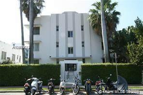 820 Euclid Ave #206, Miami Beach, FL 33139 (#A10989614) :: Posh Properties
