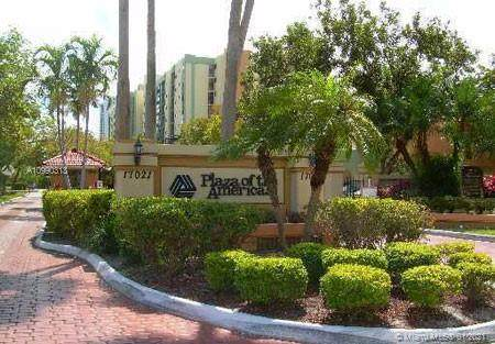 16909 N Bay Rd 119-1, Sunny Isles Beach, FL 33160 (MLS #A10990313) :: The Teri Arbogast Team at Keller Williams Partners SW