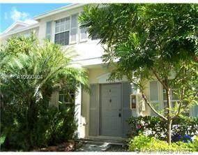 4990 SW 31st Ter #39, Dania Beach, FL 33312 (MLS #A10990404) :: Green Realty Properties