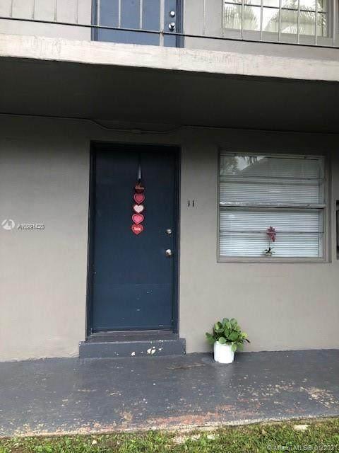 3901 SW 112th Ave #11, Miami, FL 33165 (MLS #A10991420) :: Search Broward Real Estate Team