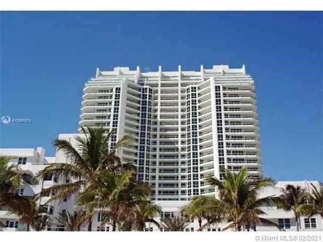 101 S Fort Lauderdale Beach Blvd #1701, Fort Lauderdale, FL 33316 (MLS #A10991819) :: Green Realty Properties