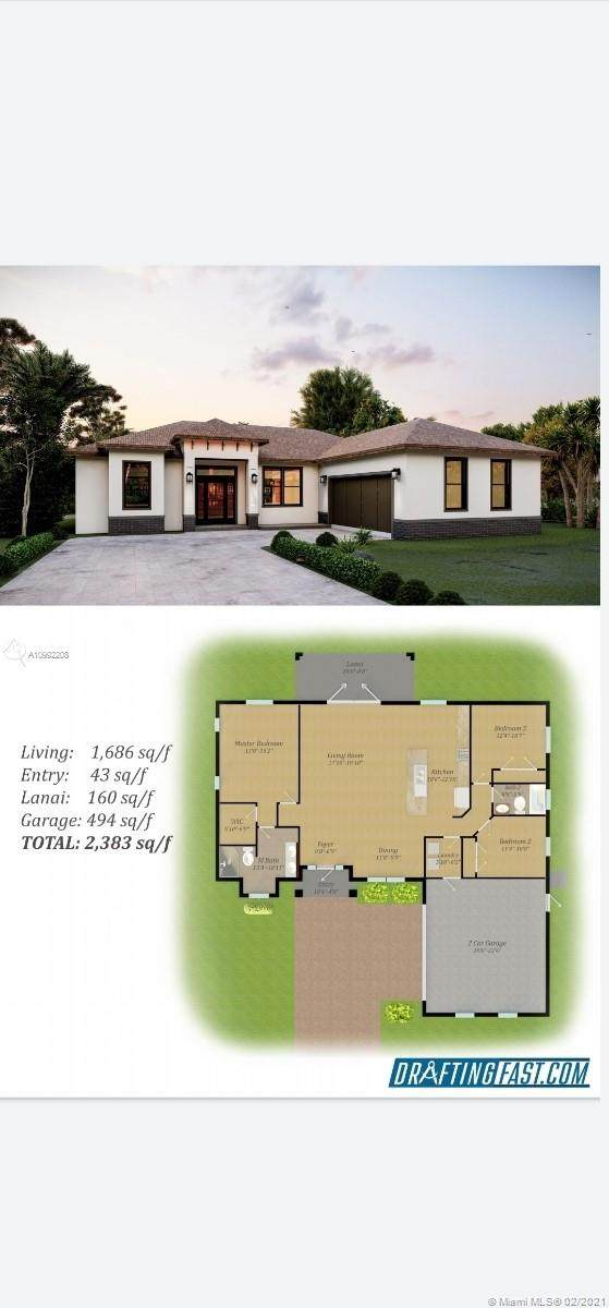 8155 Walbert Street, Port Charlotte, FL 33981 (MLS #A10992208) :: Prestige Realty Group