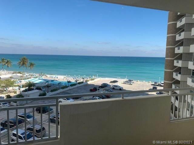 3180 S Ocean Dr #503, Hallandale Beach, FL 33009 (MLS #A10993049) :: Green Realty Properties