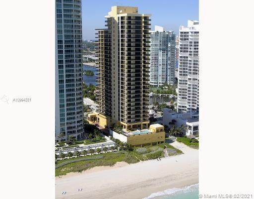16275 Collins Ave #1402, Sunny Isles Beach, FL 33160 (MLS #A10994331) :: Green Realty Properties