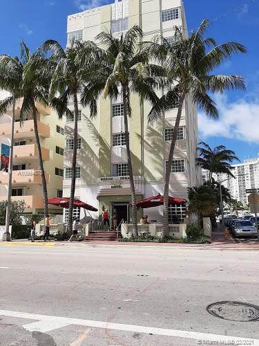 4130 Collins Ave #706, Miami Beach, FL 33140 (MLS #A10994678) :: The Riley Smith Group