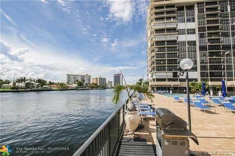 2049 S Ocean Dr #407, Hallandale Beach, FL 33009 (#A10995109) :: Posh Properties