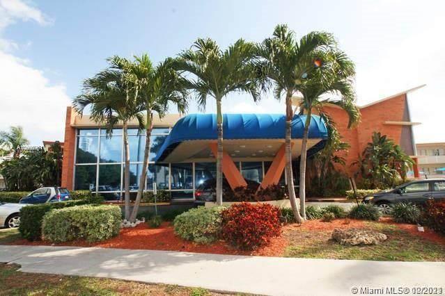 26 Diplomat Pkwy #2270, Hallandale Beach, FL 33009 (MLS #A10995951) :: The Riley Smith Group