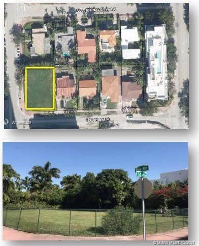 1425 Bay Rd, Miami Beach, FL 33139 (MLS #A10998429) :: The Teri Arbogast Team at Keller Williams Partners SW