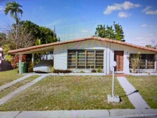 7941 SW 13th Ter, Miami, FL 33144 (MLS #A11000556) :: The Jack Coden Group