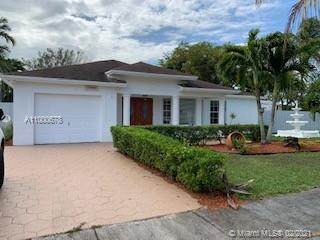 14234 SW 155th Ter, Miami, FL 33177 (MLS #A11000678) :: The Rose Harris Group