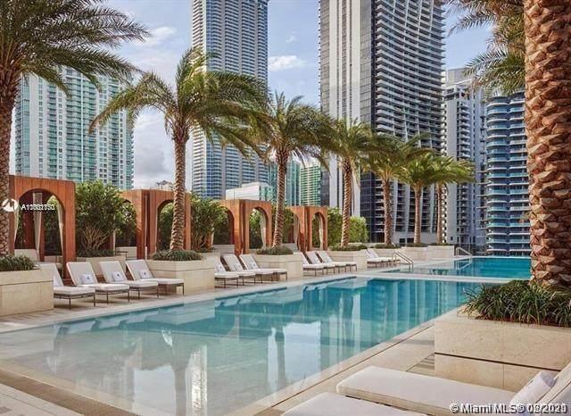 801 S Miami Ave #3705, Miami, FL 33130 (MLS #A11001170) :: Douglas Elliman
