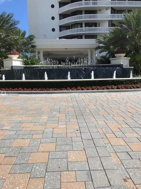 3000 Island Blvd #1203, Aventura, FL 33160 (MLS #A11002802) :: Green Realty Properties