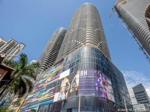 45 SW 9th St #2905, Miami, FL 33130 (MLS #A11003914) :: Search Broward Real Estate Team