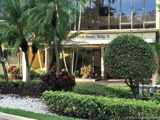 16175 Golf Club Rd #205, Weston, FL 33326 (MLS #A11004664) :: Berkshire Hathaway HomeServices EWM Realty