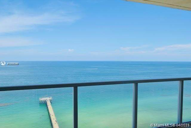 16699 Collins Ave #2402, Sunny Isles Beach, FL 33160 (#A11005290) :: Posh Properties