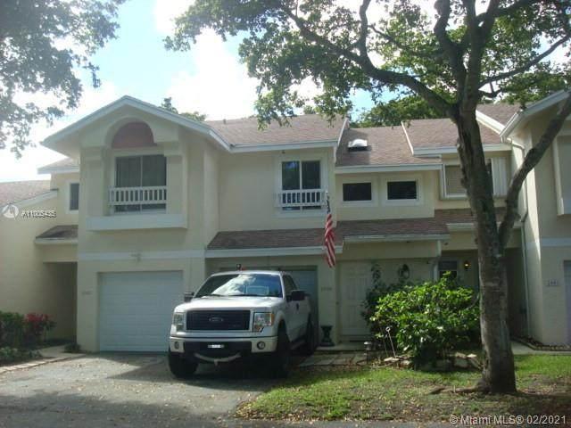 1999 E Discovery Cir E #1999, Deerfield Beach, FL 33442 (MLS #A11005435) :: The Rose Harris Group