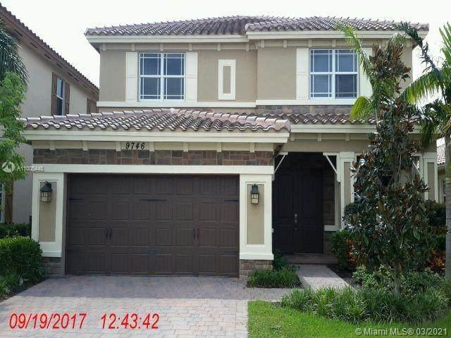 9746 Blue Isle Bay, Parkland, FL 33076 (MLS #A11005448) :: GK Realty Group LLC